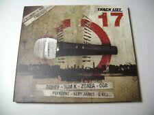 Tracklist CD Hip hop Underground Numéro 17 (+D'1 heure de sons exclusifs)