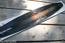 """NEW Cannon """"Competition"""" FAT BELLY Racing Sports 25 inch chainsaw bar"""