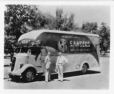1936 Studebaker 2M657 COE Sanders Moving Van, Truck, Factory Photo (Ref. #77936)
