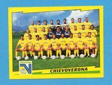 PANINI CALCIATORI 1996/97-Figurina n.415- SQUADRA - CHIEVOVERONA -NEW