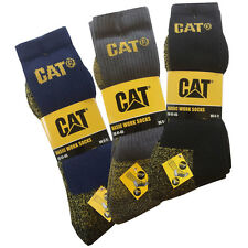 ♥ CAT® SOCKEN CATERPILLAR WORK Herren Arbeitssocken Business Socken Strümpfe