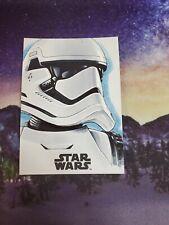 Topps Star Wars Chris Clark Artist Sketch Autograph Auto Card Stormtrooper