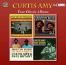 CURTIS AMY-FOUR CLASSIC ALBUMS (THE BLUES MESSAGE / GROOVIN` (UK IMPORT) CD NEW