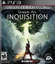 PlayStation 3 : Dragon Age Inquisition (Deluxe Edition) VideoGames