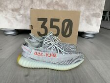 Authentic Adidas Yeezy Boost 350 V2 Bleu Tint UK 9