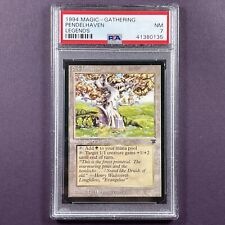 PENDELHAVEN Legends Graded NM PSA Magic Card MTG