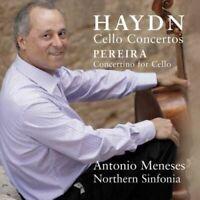 Joseph Haydn - Clóvis Pereira : Haydn : Concertos pour violoncelle - Pereira :