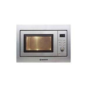Refurbished Hoover H-MICROWAVE HM20GX Built in 20L with Grill 800W Microwave