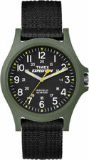 "Timex TW4999800, ""Expedition Camper"" Nylon Watch, Indiglo, Date, TW49998009J"