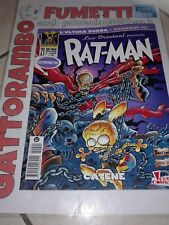 Rat-Man collection  N.21 - cult comics ottimo