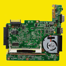 For ASUS EEE PC 1015PX 1.4G Mainboard 60-OA3DMB2000 Motherboard + Heatsink Test