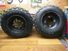 2000 Cam Am Ds 650* Bombardier Atv Front Wheels