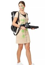 GEORGE Adult WOMEN Ghostbusters Halloween Costume Sizes 8-22