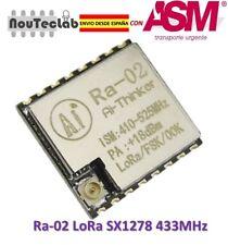 Ra-02 LoRa SX1278 433MHz Wireless Serial Port UART Interface Ra02