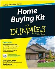 Home Buying Kit for Dummies by Eric Tyson and Ray Brown (2016, Paperback)