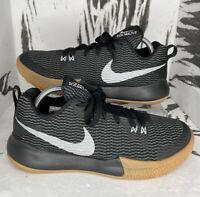 NIKE ZOOM LIVE II Black AH7578-001 Women's Basketball Sneakers Shoes Size 10