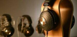 Focal Celestee - High End Closed Back Headphones - Navy Blue / Soft Copper.
