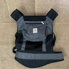 Ergobaby Performance Baby Carrier Black Charcoal Bcp02500Nl