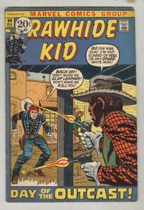 Rawhide Kid #94 December 1971 VG