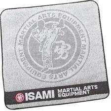 New Karate Isami Workout Gym Towel Kyokushin Shotokan Goju Ryu Made in Japan