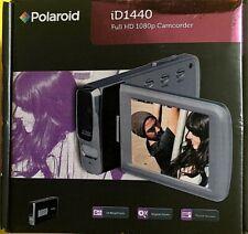 Polaroid iD1440 Full HD 1080P Digital Camcorder Camera - Brand New Factory Box