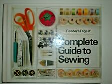 Complete Guide to Sewing by Reader's Digest Editors Huge HC