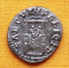 Ancient Roman Faustina Augusta Denarius, Rare