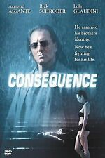 Consequence DVD Armand Assante Rick Schroder Lola Glaudini BRAND NEW