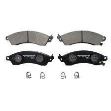 Disc Brake Pad Set-SVT Cobra Front Perfect Stop PS412M