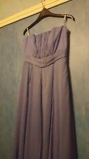 BNWT M & Co Boutique ladies lavender prom bridesmaid party dress size 12 RRP £60