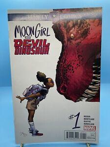 Moon Girl and Devil Dinosaur 1 Timely Comics Key