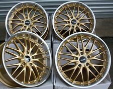 "ALLOY WHEELS X 4 FOR FIT MAZDA RX7 RX8 5X114 ONLY 18"" GP 190"