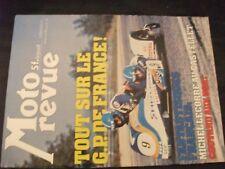 **fe Moto Revue n°2320 Yamaha 360 XS / GP de France vitesse au Castellet