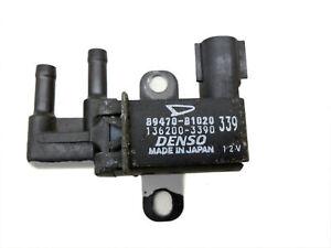 Magnetventil Druckwandler für Daihatsu Coo Materia M4 06-16 1,3 67KW