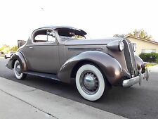 1936 Pontiac 3 coupe w/rumble seat