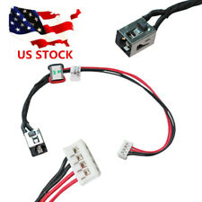 FOR TOSHIBA SATELLITE C55-A5286 C55-A5220 HIGH QUALITY DC POWER JACK WITH CABLE