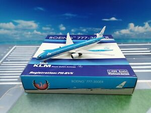 Phoenix KLM B777-300ER PH-BVN 1:400