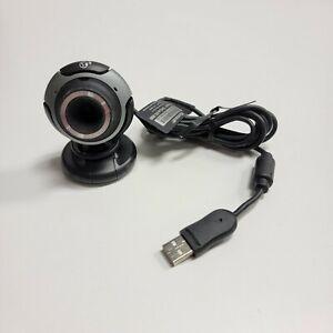 EXCELLENT Microsoft LifeCam VX-3000 Webcam Camera Streaming USB Windows 7, 8, 10