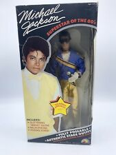 "Vintage Michael Jackson Action Figure 12"" Doll Grammy Awards Boxed 1984"