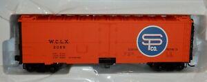 Walthers HO scale - Schuyler - Steel Meat Reefer  #2099  -   932-2585