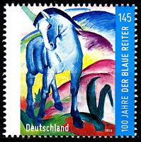 2911 postfrisch BRD Bund Deutschland Briefmarke Jahrgang 2012
