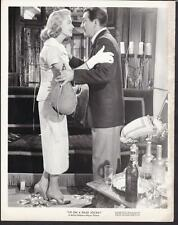 Robert Taylor Dorothy Malone Tip on a Dead Jockey 1957 movie photo 27770