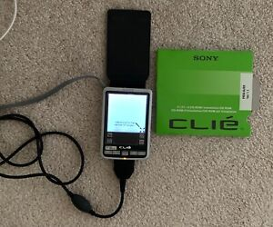 Sony Clie PEG-SJ22/U Handheld PDA Personal Entertainment Organizer Collectors