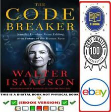 The Code Breaker by walter isaacson.