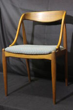 Mid-Century Danish Modern Teak Armed Chair by Moreddi Johannes Andersen