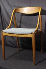 Mid-Century Danish Modern Teak Armed Chair by Moreddi Johannes Andersen