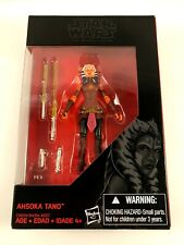 Star Wars Black Series Ahsoka Tano 3.75 Walmart Exclusive Hasbro