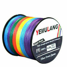 100% Super Strong PE Braided Fishing Line 100M 300M 500M 1000M Spectra Dyneema