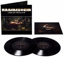 Rammstein - Liebe ist fur Alle Da  - Ltd Double 180g Vinyl LP