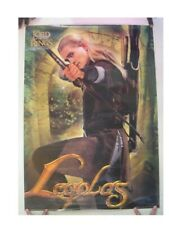 The Lord Of The Rings Poster  The Two Towers  Legolas Bow Arrow